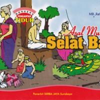 Dongeng Pengantar Tidur Asal Mula Selat Bali - Serba Jaya