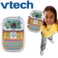 Vtech Alphabet Learning Pal Mainan PDA interaktif dengan big size LCD screen