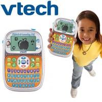 Vtech Alphabet Learning Pal Mainan PDA Interaktif Big Size LCD Screen