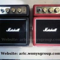 Amply/ ampli mini marshall MS2/ MS 2