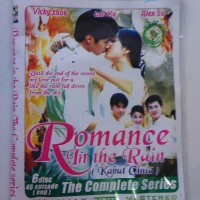 Jual Film DVD Romance in the Rain (Kabut Cinta)