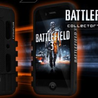 Razer iPhone 4 Protection Case Battlefield 3 Collector's Edition