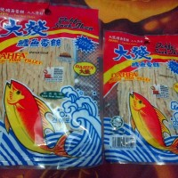 Dahfa dried fish fillet 30gr