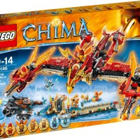 LEGO Legends of Chima 70146: Flying Phoenix Fire Temple