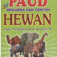 Harga PAUD Mewarna dan contoh Hewan   Karya Agung | WIKIPRICE INDONESIA
