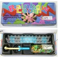 RAINBOW LOOM (CHOON'S DESIGN) Band DIY Starter Kit