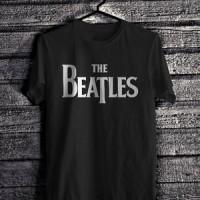KAOS The Beatles Logo 1 - Black