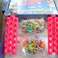 DIY Rainbow Loom Bands Kit edisi Frozen 2