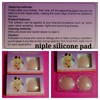 Niple silicone pad ori / penutup punting / bra punting nempel