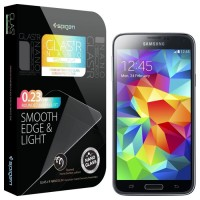 SPIGEN Samsung S5 Screen Protector GLAS.tR NANO SLIM
