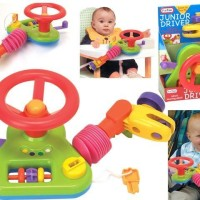 Toys / mainan stroller / car seat anak junior driver