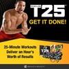 Paket DVD Senam Focus T25 Alpha Beta terbaru dari Shaun T 9 DVD