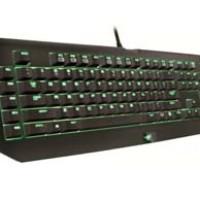 Razer Gaming Keyboard Blackwidow Ultimate T1 Stealth Edition 2013