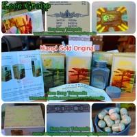 KIANPI GOLD / KIAN PI GOLD / KIANPI EMAS / KIANPI / KIAN PI Ginseng Pil Penggemuk Badan
