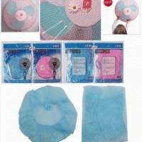 Pelindung / Penutup Kipas Baling Angin Utk Anak - Tile / Jaring Fan Cover Safety Aman Praktis Nylon