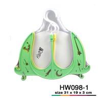 Gantungan sepatu, bra, kaos kaki isi 3 (HW098-1)