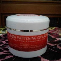 ALENA BWC Beauty Whitening Collagen ORIGINAL LOTION whitening 250gr