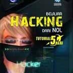 Tutorial 5 hari - Belajar hacking dari nol