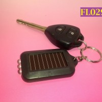Lampu Senter Mini Tanpa Baterai Tenaga Matahari FL029
