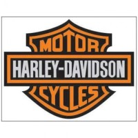 Harley Davidson - Cutting Sticker