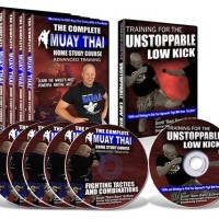 The Complete Muaythai Home Study Course Advanced oleh Scott Bam-Bam Sullivan