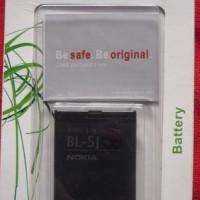 Baterai Batre Battery Batere Nokia Original BL-5J Bl 5J for Nokia N900, 5800, 5230, X6