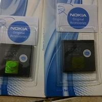 Baterai Batre Battery BP-5Z BP 5Z For Nokia 6720C/N82/N81/N700 BP-5Z Original