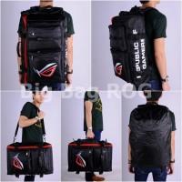 Gaming Bag (Tas Gaming) Big Bag Backpack ROG Republic of Gamers