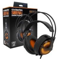 Headset Steelseries Siberia V2 USB Heat Orange