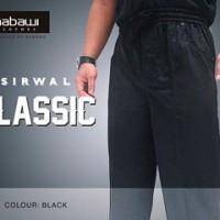 Sirwal Classic Black