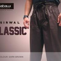 Sirwal Classic Dark Gray
