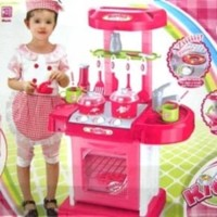 SALE --> KITCHEN SET KOPER MAINAN ANAK