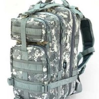 Tas Ransel 3P Outdoor Military Tactical Backpack Acupat