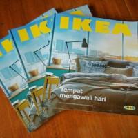 Katalog IKEA Jakarta. Toko Alam Sutera. Tangerang