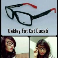 """OAKLEY FATCAT """" BLACK DUCATI"""