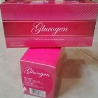 Glucogen Glutathione (GSH) Moment