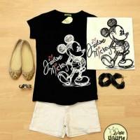 00063-4 Kaos Jadore Mickey