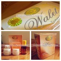 Walet Premium Super Gold Komplit
