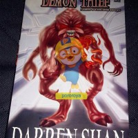 Novel Horor Darren Shan - DEMON THIEF
