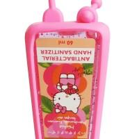Vivelle Hello Kitty Hand Sanitizer 60 ml (Pink)