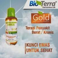 Bioterra Gold Herbal Terapi Penyakit Berat Kronis