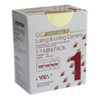 Fuji I / Gold Label Luting 1 Mini Pack GC