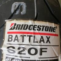 Ban Bridgestone Battlax 120/60-17 S20 Hypersport Tubeless Motor Depan