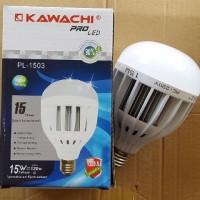 Bohlam Lampu KAWACHI PRO LED Bulb 15 Watt (PUTIH)