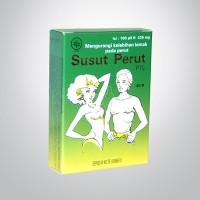 SUSUT PERUT 100 PIL : Mengurangi kelebihan lemak pada perut