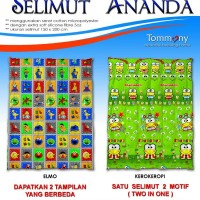 SELIMUT ANANDA (2 MOTIF)