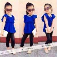 Set Michiko Blue Kids