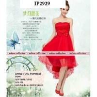 MEI LING RED DRESS
