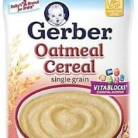 GERBER OATMEAL CEREAL - Nestle