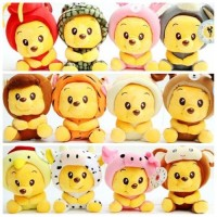 Boneka Rekam Winnie The Pooh Recorded Dolls Toys Mainan edukasi anak